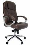 """""""Scaune de birou ergonomice maro"""""""